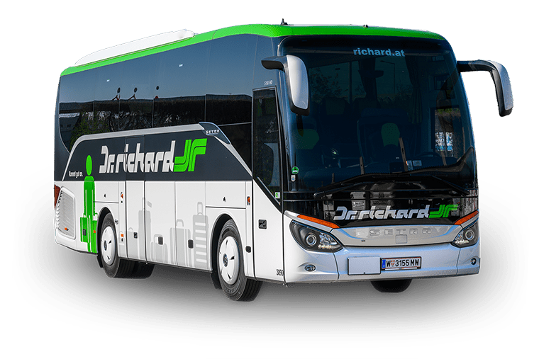 Rent a bus 30-38 seater