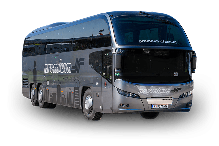 Bus mieten Premium Class Business
